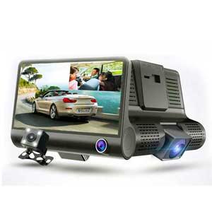 دوربین خودرو سه لنزه